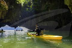 Hong Island & Cave & Canoe with Lunch