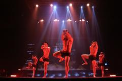 Muay Thai Live Performance at Asiatique - Standard Seat with Dinner
