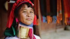 Doi Mae Salong Mountain & Padong Long-Neck Hill Tribe Tour