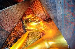 Ultra Last Minute Booking - Morning Half day -  Golden Buddha, Reclining Buddha & Marble Temple Tour with no hotel pick up