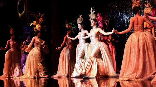 Calypso Bangkok Cabaret Show (18.30)