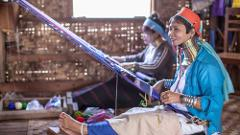 Padong Long Necked & Mountain Hill Tribe Tour - 14.00pm