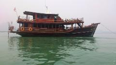 Khao Sam Roi Yot Sea Cruise