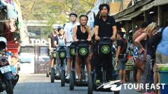 12:30 pm - HALF DAY CHAING MAI CITY SEGWAY TOUR