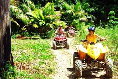 Amazing Quad Bike ATV Tour - 2 Hours