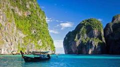 Half day Speedboat Phi Phi Islands (PM)