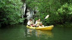 Ban Bor Thor Kayaking Full-Day Tour