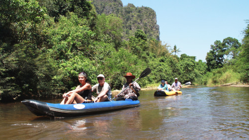 FD Khao Sok Safari FROM Khao Lak