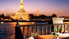 Banyan Tree's Apsara Luxury Dinner Cruise
