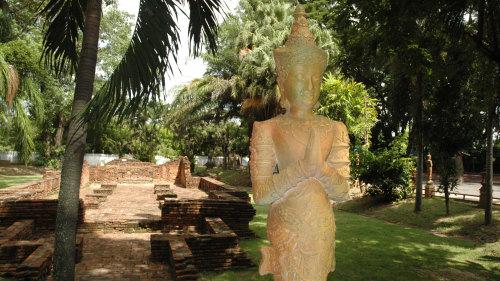 Ancient City of Wiang Kum Kam & Wat Chiang Man - 14.00pm