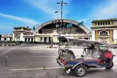 Bangkok City Sites by Foot, Tuk-Tuk & Riverboat