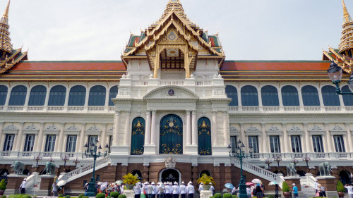Private Grand Palace Complex Tour with Personal Guide- 07.30am