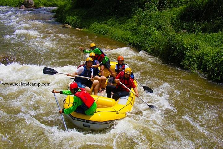 Trekking And Rafting Eco Adventure