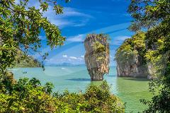 (Phuket) James Bond & Beyond Tour with Canoeing & Lunch