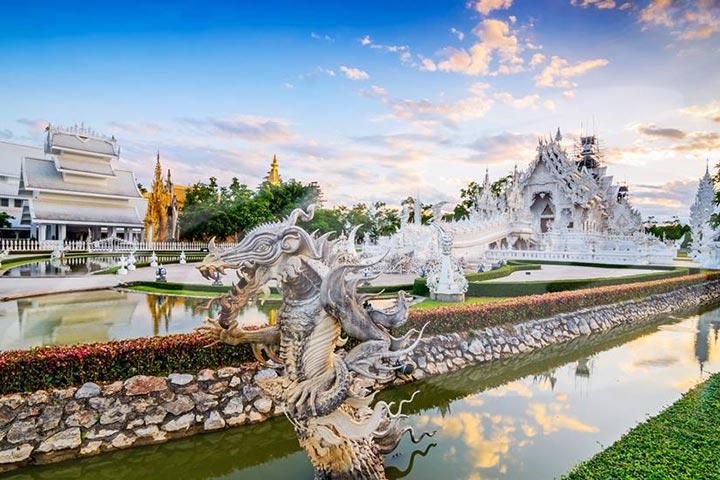 Chiang Rai City & Temples Tour - 13.30pm