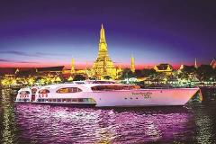 Wonderful Pearl Luxury Dinner Cruise with Live Music & Show