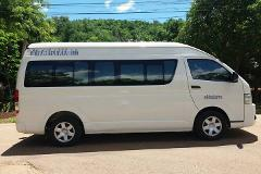 Bangkok Airport Departure Transfer - Shared Shuttle