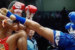 Real Muay Thai Boxing at Rajadamnern Stadium
