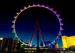 High Roller - Night Tour