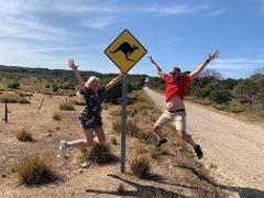 Tour 4x4 di 2 giorni - Meglio di Kangaroo Island in Italiano
