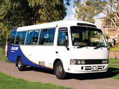 Shuttle bus Penneshaw - Kingscote