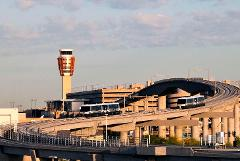 Sky Harbor Airport to University