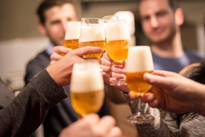 Santorini Craft, Beer & Spirits Tasting Tour