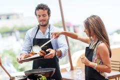 COOKING CLASS & TASTING EXPERIENCE - PRIVATE TOUR