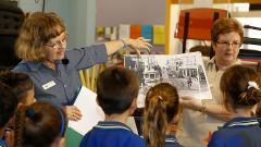 WHEELS OF CHANGE - Transport Heritage Education Programs