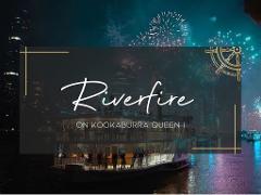 Riverfire 2021 on Kookaburra Queen I