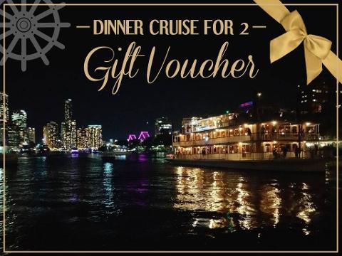 Gift Card - Dinner Cruise for 2