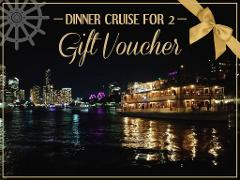 Gift Card - Dinner Cruise for 2