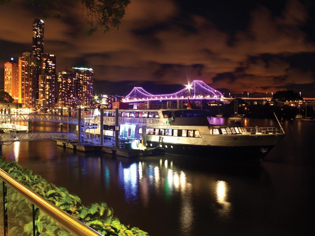 Valentine's Day Dinner Cruise on Voyager