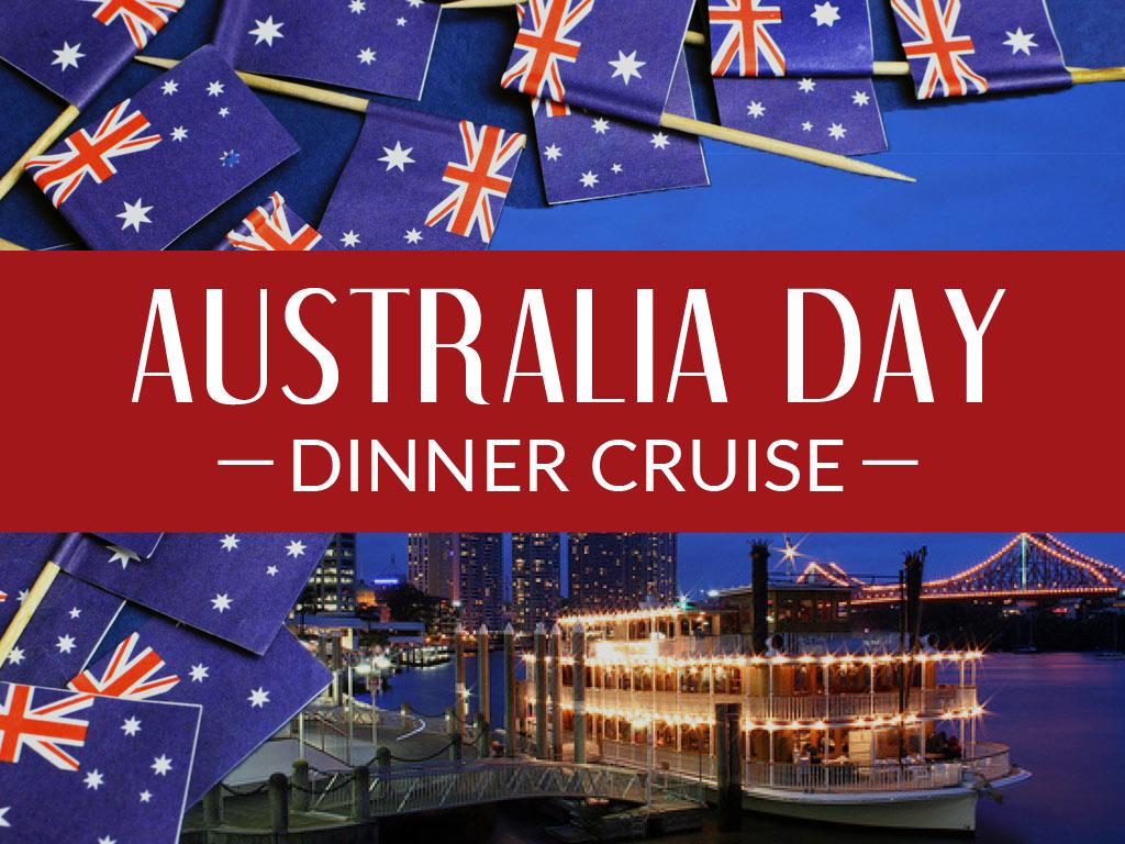 Australia Day Dinner Cruise