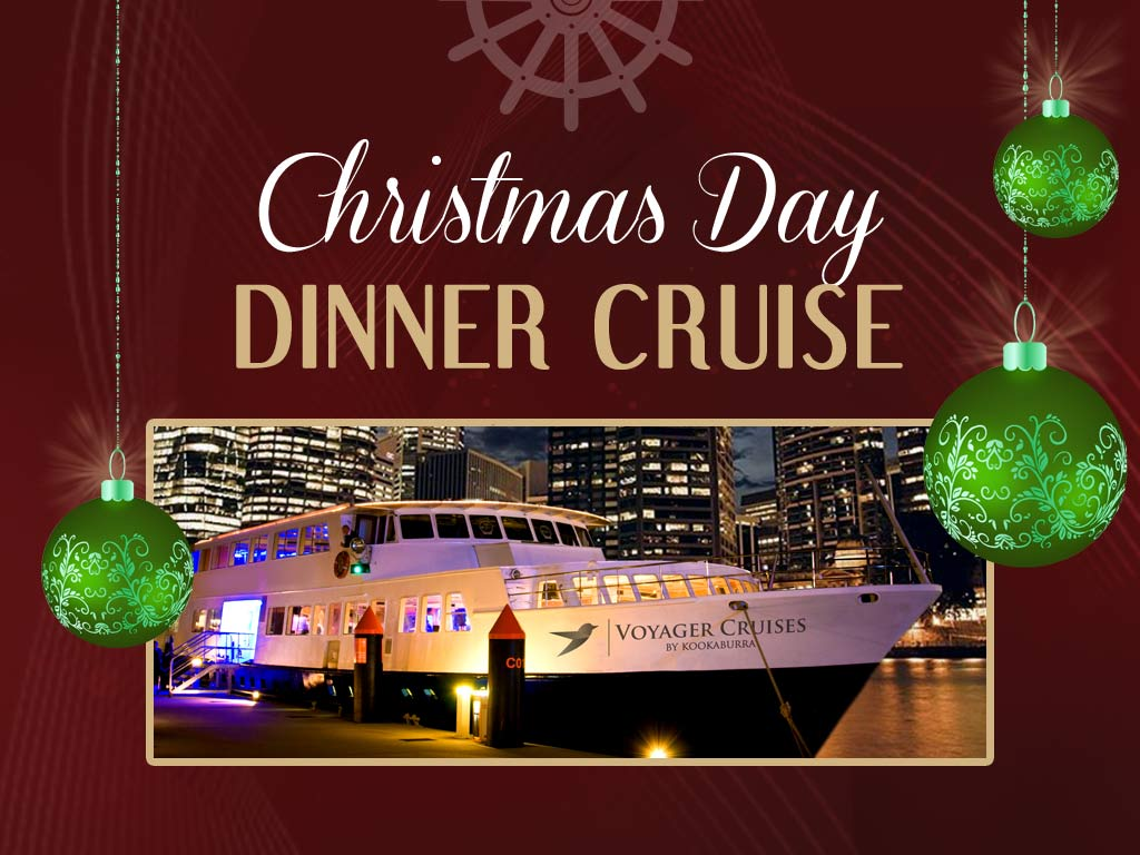 christmas day dinner cruise on voyager - When Do Cruise Ships Decorated For Christmas
