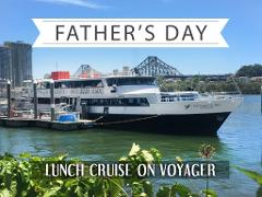 Fathers Day Lunch on Voyager