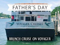 Fathers Day Brunch on Voyager