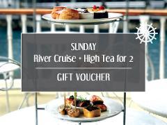 Gift Card - Sunday River Cruise + High Tea for 2