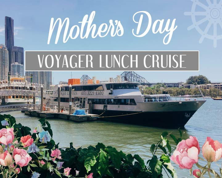 Mothers Day Lunch on Voyager