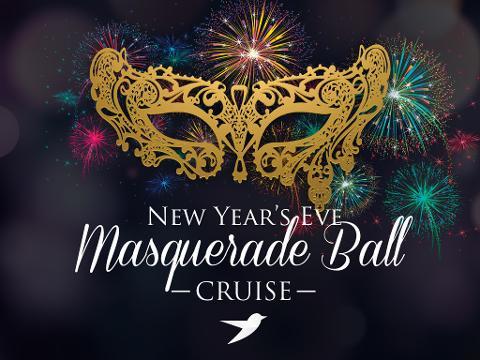 NYE Masquerade Cruise on Voyager