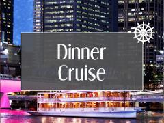 Dinner Cruise on the Brisbane River