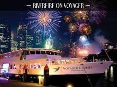 Riverfire on Voyager