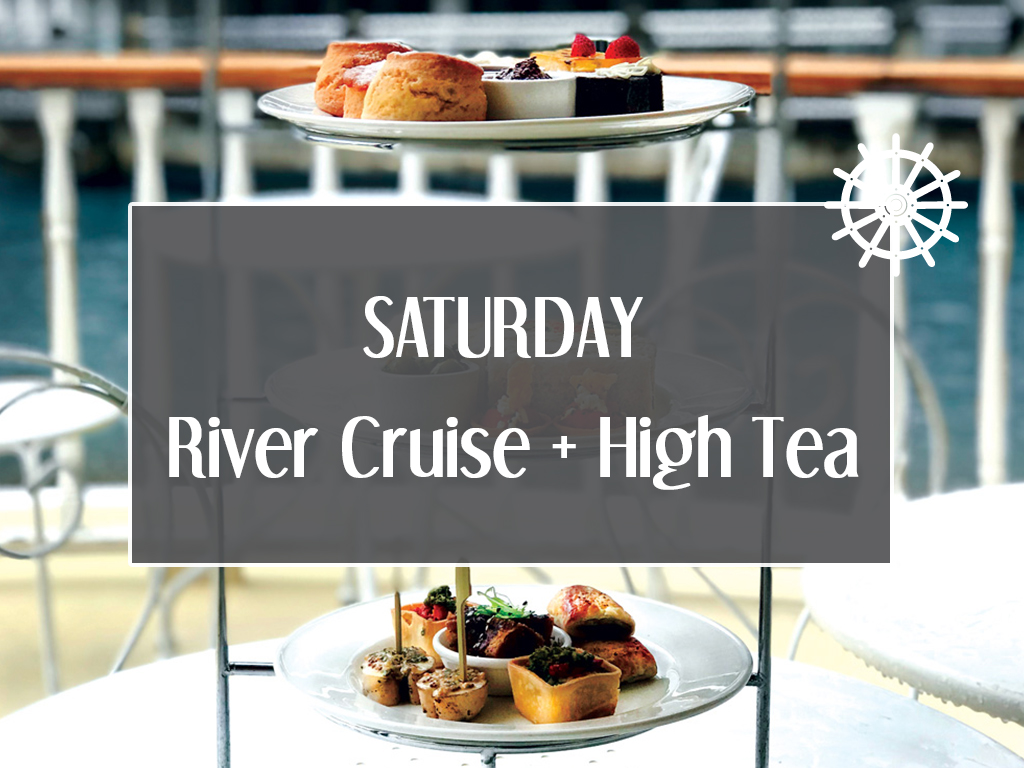 River Cruise + High Tea