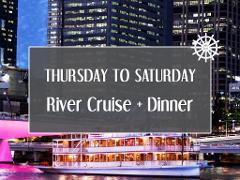 River Cruise + Dinner