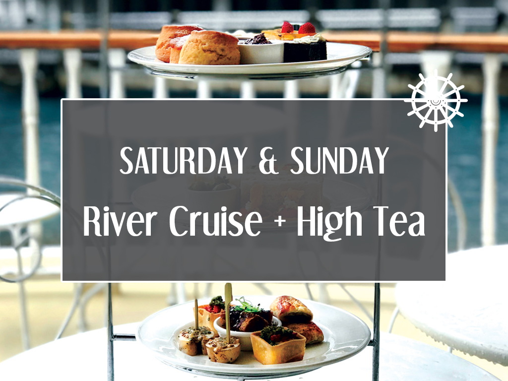 River Cruise + High Tea