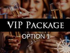 VIP Table Package 1 - DINNER