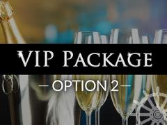 VIP Table Package 2 - DINNER