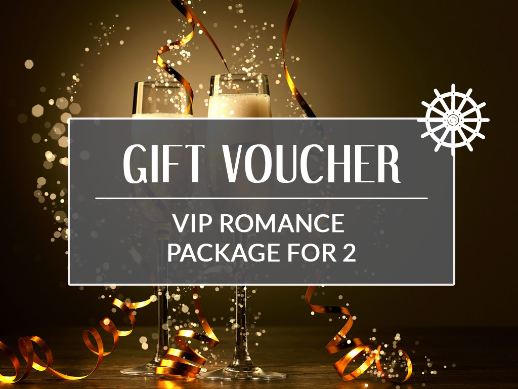 Gift Card - VIP Romance Package for 2