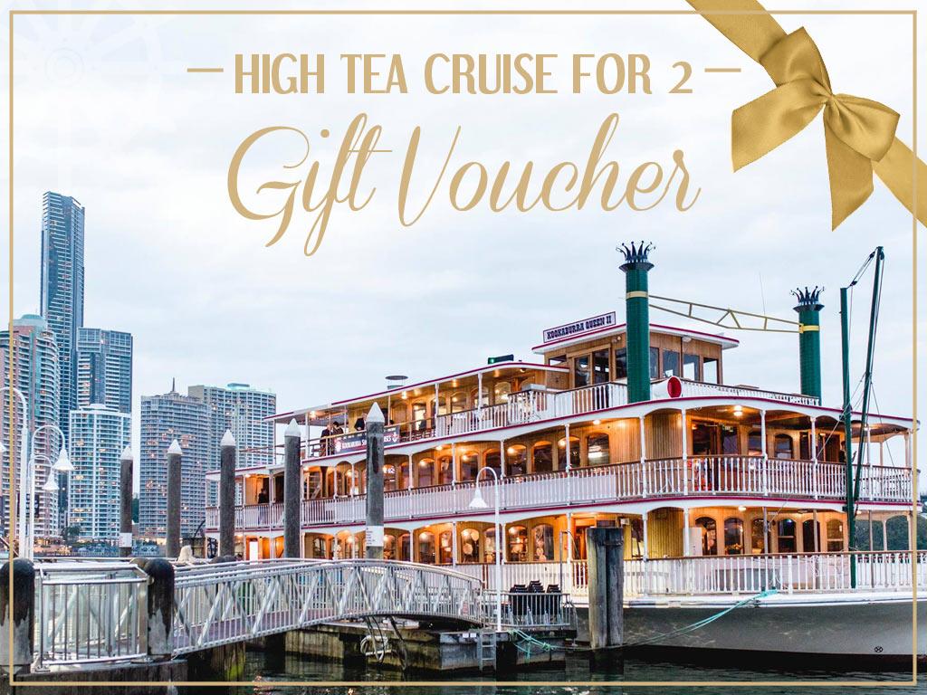 Gift Card - High Tea for 2