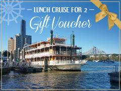 Gift Card - Lunch Cruise for 2